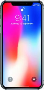 Top 10 Smart Mobile Phone, Best Price, Camera & Full HD Display in India 2017 - Apple iPhone X