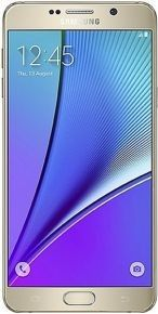 Best Mobile Phones Under 40000 In India (2017) - Samsung Galaxy Note 5 (64GB)