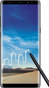 Top 10 Smart Mobile Phone, Best Price, Camera & Full HD Display in India 2017 - Samsung Galaxy Note 8